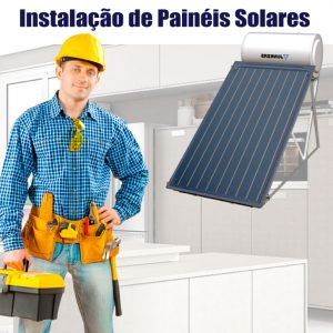 Assistência Painéis Solares Basto