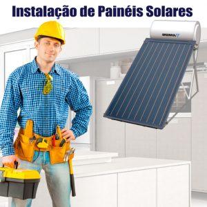 Assistência Painéis Solares Santo Ildefonso